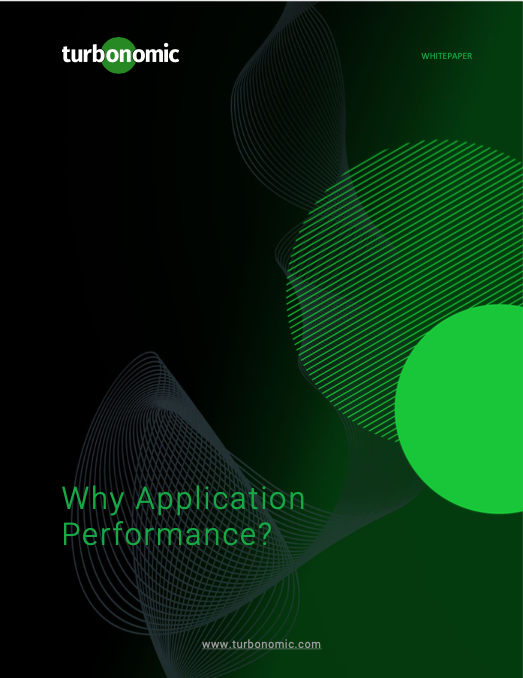 Why Application Performance Whitepaper Cover